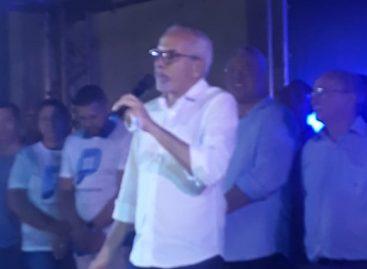 Edvaldo Nogueira participa de ato de filiação do prefeito Padre Inaldo ao PP e anuncia seu apoio irrestrito ao seu projeto de reeleição