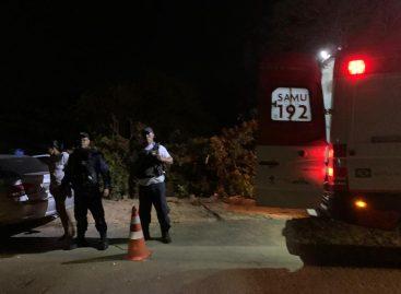 Carro bate em cabeceira de ponte e deixa uma vitima fatal em Rosário