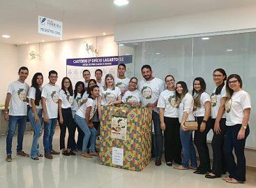 ANOREG/SE mobiliza cartórios pela campanha Natal Solidário