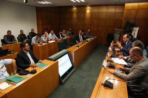 Federação da Agricultura participa de debate sobre segurança rural