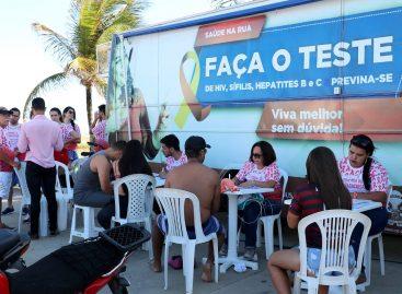 SES realiza testes rápidos em Socorro, Itabaiana e Dores na próxima semana
