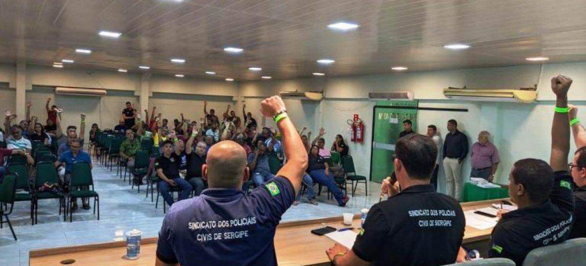 """Policiais civis decidem suspender a Operação """"OPC"""" Legal nas delegacias"""