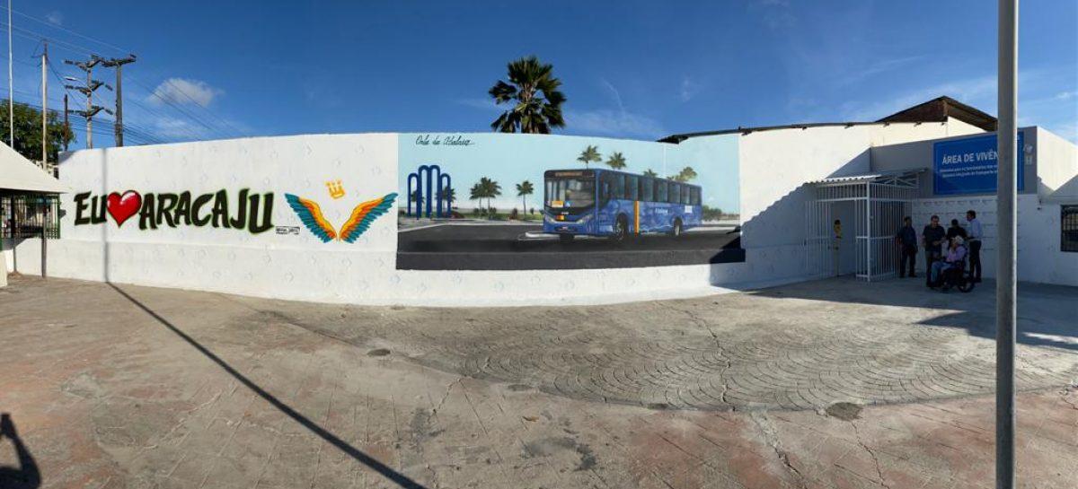 Setor do transporte coletivo abre área de vivência para trabalhadores em Terminal