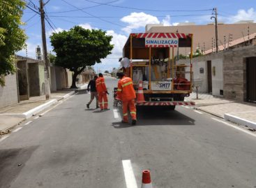Prefeitura de Aracaju reorganiza trânsito em ruas do bairro Coroa do Meio