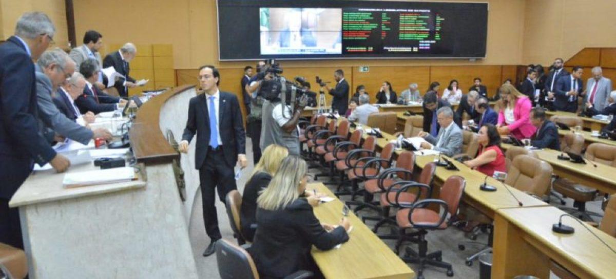 Deputados aprovam projeto do governo do estado  no valor de até R$ 750 milhões