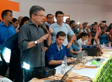 Alessandro Vieira participa de reunião com pescadores e mariqueiras para discutir ajustes na MP
