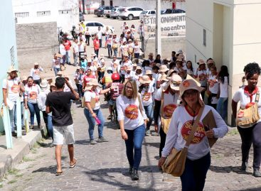 Brigada de combate à dengue vai ao município de Itabi, Telha e Estância