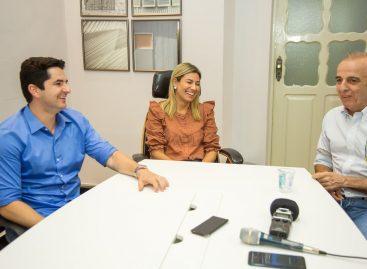 Prefeita Hilda e Henrique Prata anunciam Hospital de Amor em Lagarto