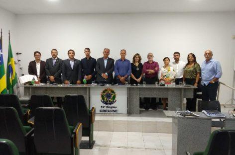 Fórum Permanente dos Conselhos de Classe é lançado em Sergipe