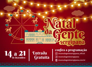 Instituto Banese e Governo de Sergipe realizam o Natal da Gente Sergipana