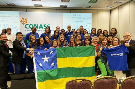 Sergipe é destaque em II Seminário da Planificação da Atenção à Saúde em Brasília