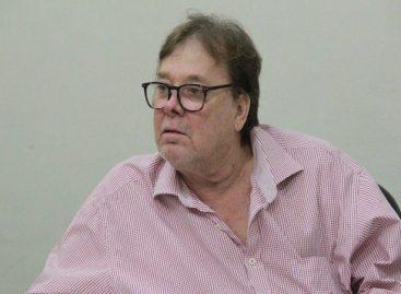 Prefeito de Laranjeiras, Paulo Hagenbeck, é solto após pagamento de fiança de 10 mil