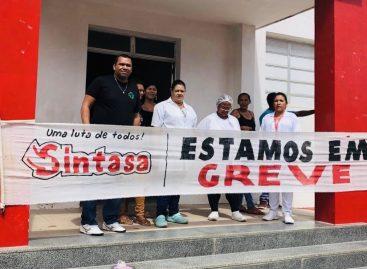 Servidores do Hospital São João de Deus no município de Laranjeiras entram em greve