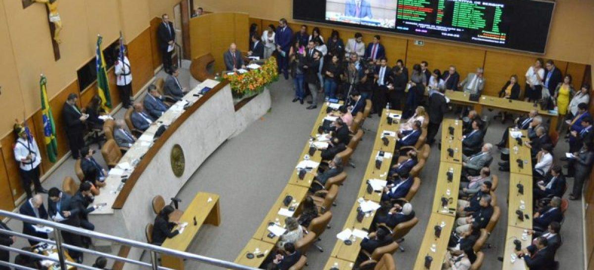 Deputados iniciam debate sobre a reforma da previdência do estado de Sergipe