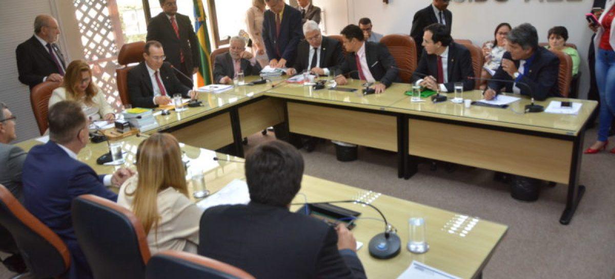 CCJ da Assembleia Legislativa aprovou a proposta da Previdência Social para Sergipe