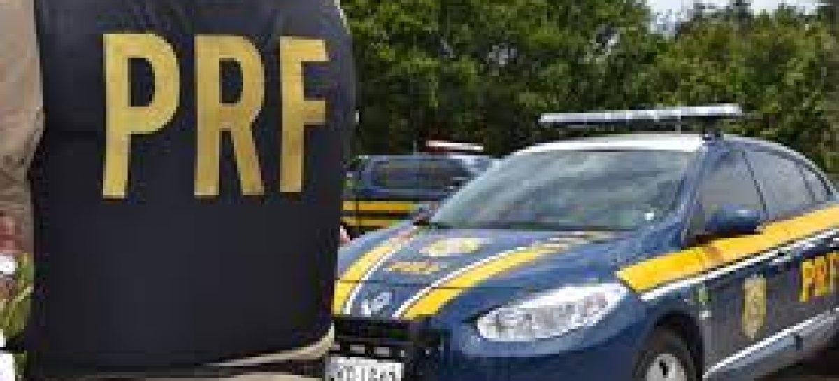PRF recupera três veículos em menos de três horas na BR 101