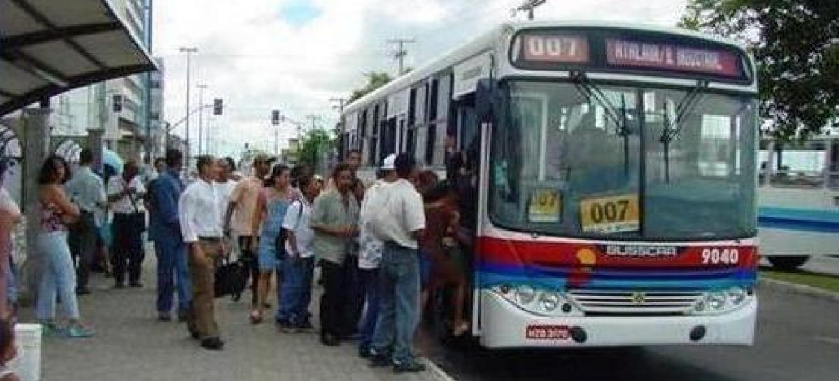 Redução do número de assaltos a ônibus chega a 82,99% em Aracaju e Região