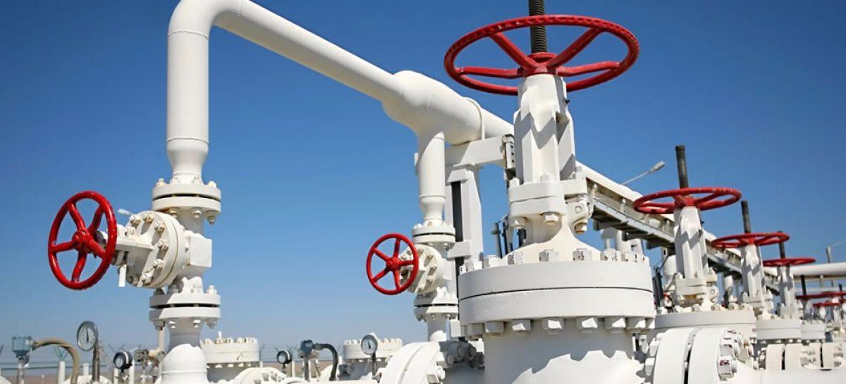 Consumo de gás natural pela indústria cresceu 12,9%, em outubro