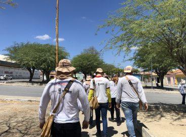 Brigada Itinerante da Dengue visitará mais de 12 mil domicílios em Poço Redondo