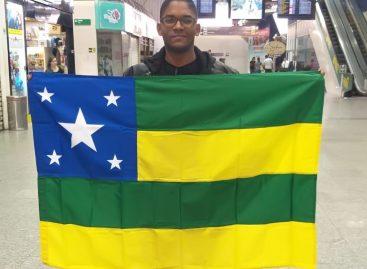 Jovem Embaixador sergipano embarca para intercâmbio nos Estados Unidos