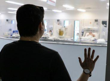 """""""Foi no Huse onde consegui saber qual era realmente o meu problema"""", diz paciente"""