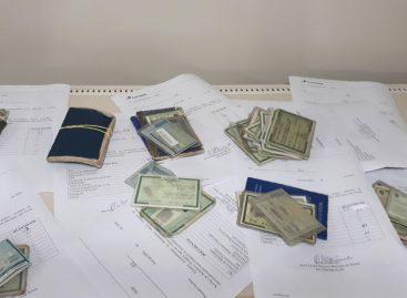 Mais de 500 documentos perdidos estão disponíveis para resgate na Agência Central dos Correios
