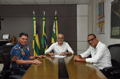 Prefeito Edvaldo nomeia Luciano Correia na presidência da Funcaju
