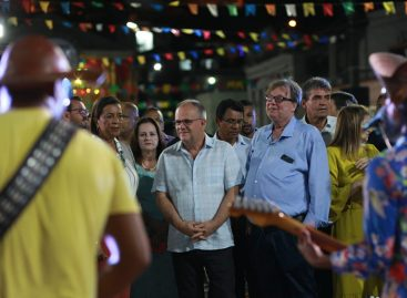 Belivaldo participa do XLV Encontro Cultural de Laranjeiras