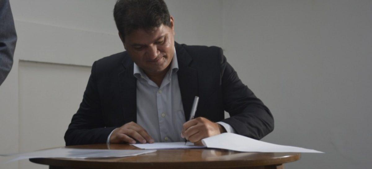 Milton Dantas é empossado presidente da FSF para mandato até 2024
