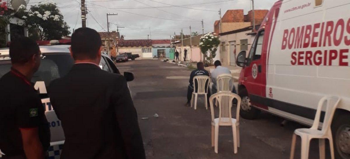 Policial militar que sofreu um surto psicótico em Aracaju se entrega