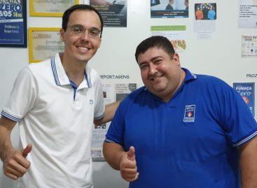 """""""Parceria entre o Gordo e o Magro continuará em 2020"""", comenta Cabo Didi"""