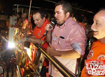 """Naldinho deixa o PT e diz que pré-candidatura de Olivier é """"frágil"""" e """"não tem voto"""""""