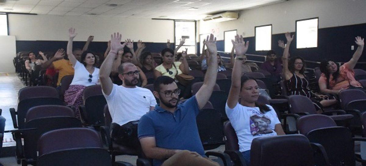Técnicos da UFS aprovam participação em Greve Geral
