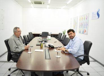 Sergas e Emurb dialogam sobre obras realizadas na capital