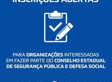 Inscrições abertas para organizações interessadas em fazer parte do Conselho de Segurança