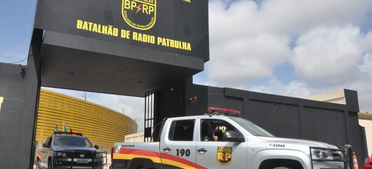 Radiopatrulha fecha ano com 157 armas apreendidas, 654 conduzidos a Delegacias