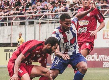 Itabaiana vence Dorense e Sergipe x Boca Júnior ficam no empate no fechamento da 2ª rodada