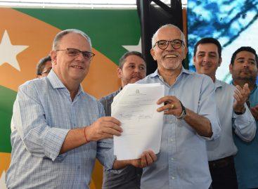 PMA e Governo assinam renovação e ampliação do convênio com a Deso em Aracaju