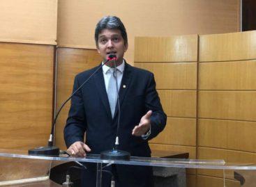 Dr. Samuel Carvalho assume liderança da oposição na Assembleia Legislativa