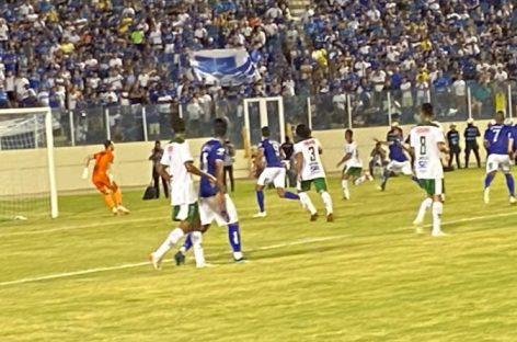 Confiança e Lagarto ficam no empate no Sergipão em jogo no Batistão