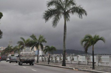 Aracaju: Defesa Civil alerta para a previsão de chuvas intensas nas próximas 48 horas