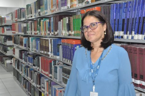 Biblioteca da Unit aberta ao público; visitantes e de títulos consultados supera os 3 mil por dia