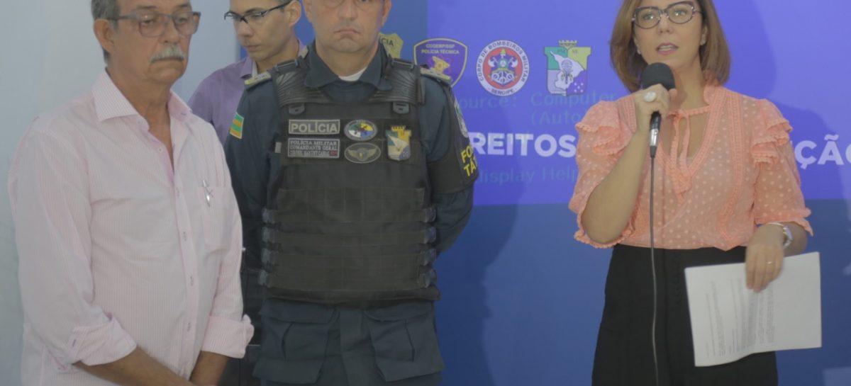 Em três anos, Sergipe reduz 41,3% dos homicídios e preserva 1.074 vidas