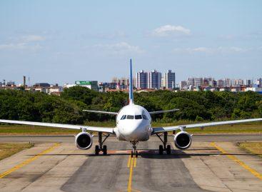 No mês de dezembro, 110 mil passageiros passaram pelo aeroporto de Aracaju