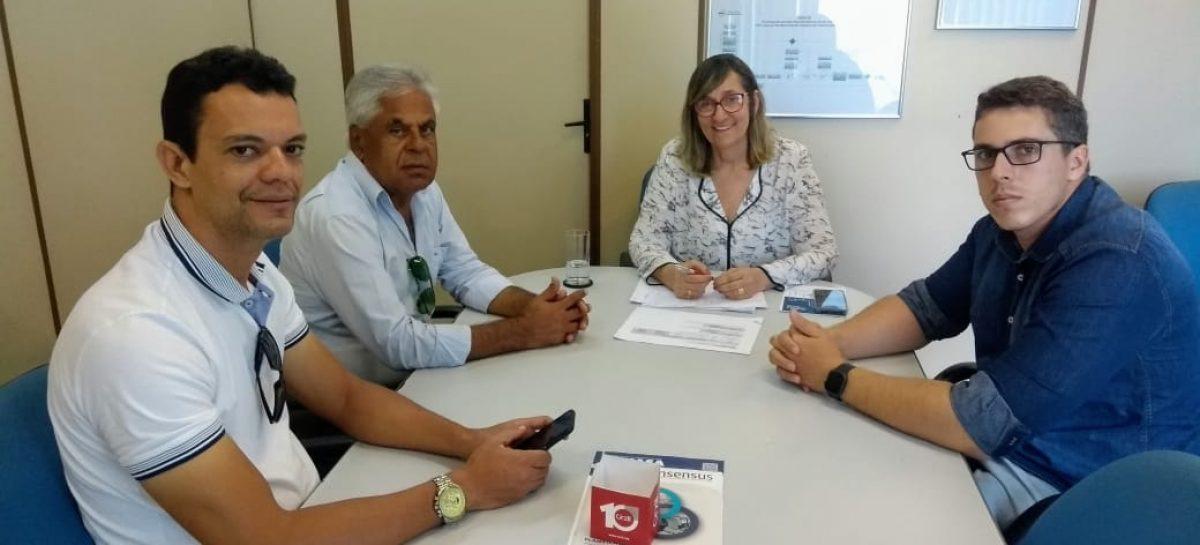 Funasa viabiliza recursos federais para obras de saneamento ambiental