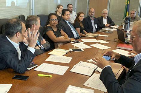 Reunião na ANP discute construção de gasodutos em Sergipe