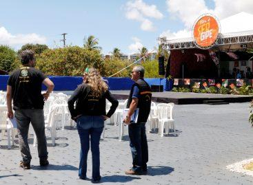 Feira de Sergipe passa por vistoria técnica do Crea-SE