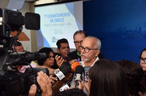 Aracaju mantém baixo risco de infestação pelo Aedes aegypti em 1º LIRAa de 2020