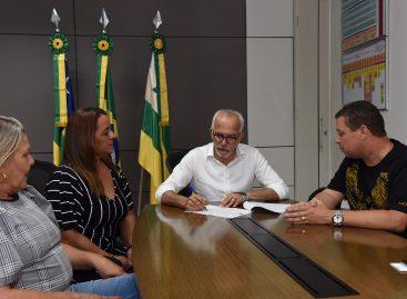 Edvaldo anuncia Simone Santana para Assistência Social