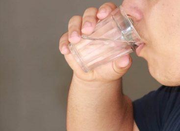Saúde orienta população a evitar consumo de água de fontes inseguras